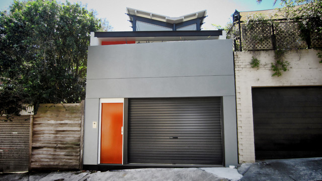Michelle walker architects pty ltd contemporary garage and