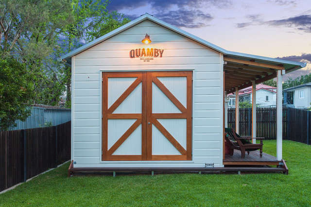 Man Cave Bar For Sale Brisbane : Shed man cave with underground wine cellar
