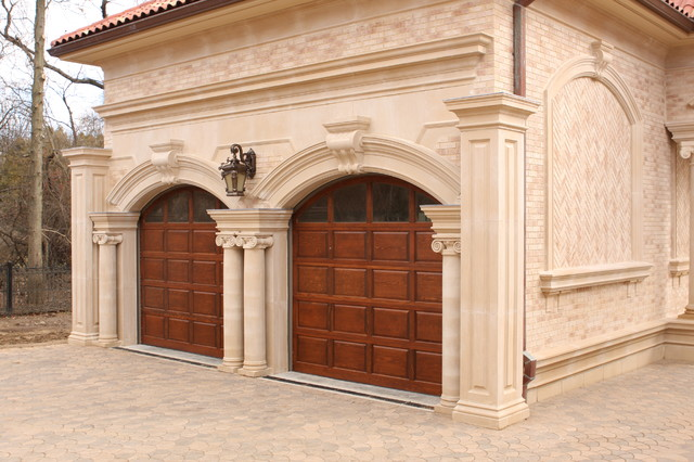 1. cast stone in new jersey - mediterranean - granny flat or shed