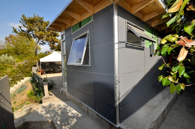 making room for baby modern shed los angeles by studio shed