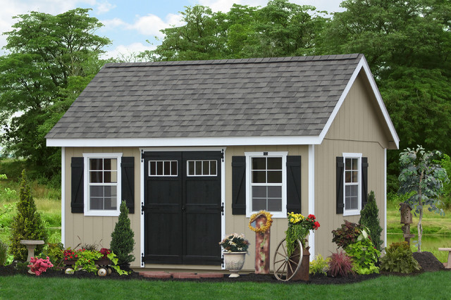 Exceptionnel 10x16 Garden Sheds To Buy   PA, NY, NJ, DE And Beyond Traditional