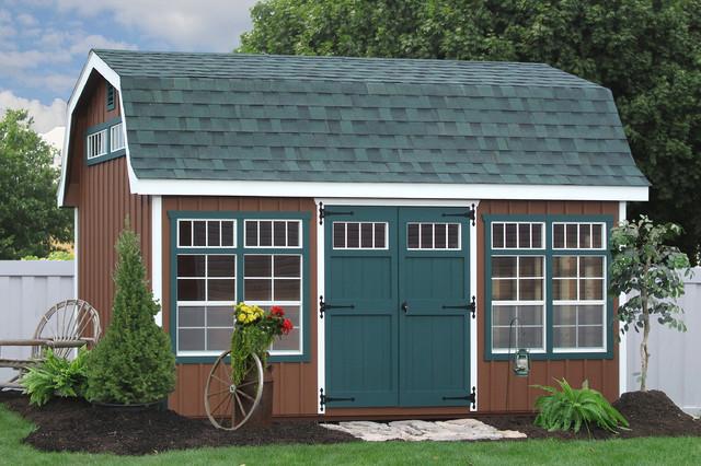 designs garden sheds ny