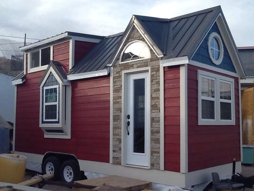Tiny Houses Make a Big Splash!