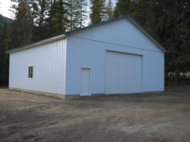 40x40 shop shed vancouver by lenny craig home