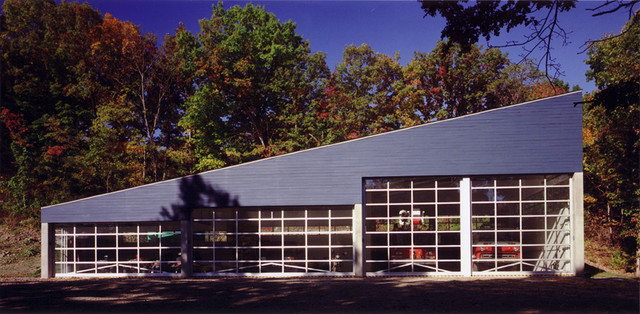 6 car garage for Garage auto lyon 6