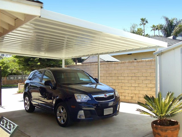 Charming Aluminum Carport   Traditional   Granny Flat Or Shed   Los Angeles   By  SUPERIOR AWNING INC