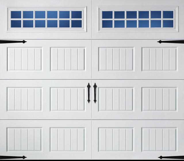 Amarr Oak Summit 1000 Walnut Garage Door: Amarr Oak Summit Garage Doors
