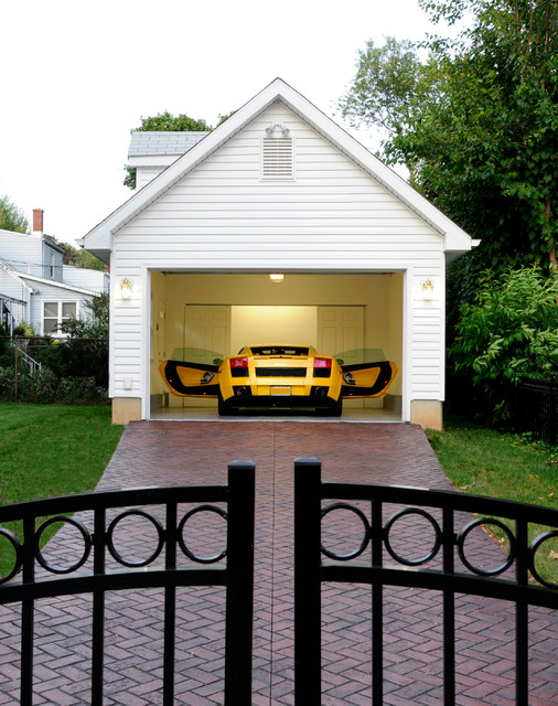 American Contracting garage-and-shed
