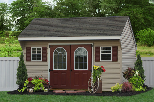 decorating garden sheds nj - Garden Sheds Nj
