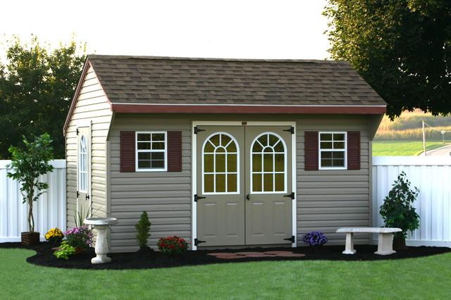 Amish Sheds And Garages : Bobbs garden shed nj