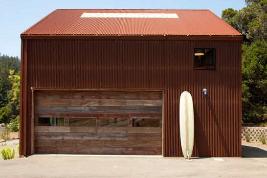 Aptos Retreat - Industrial - Shed - Other - by CCS ARCHITECTURE