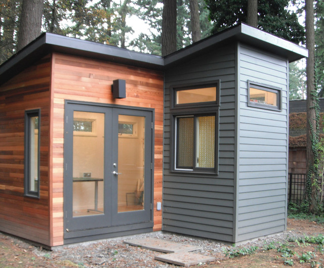 Art Studio Design Space Contemporary Granny Flat or Shed