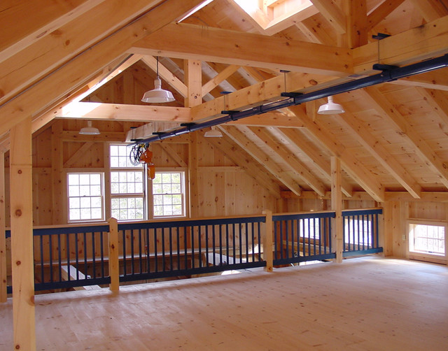 Auto Collectors Timber Frame Workshop