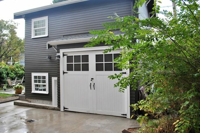 Seattle Backyard Cottage Rules : Backyard Cottage traditionalshed