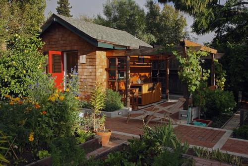ไอเดียบ้านชั้นเดียว 09 Backyard Cottages