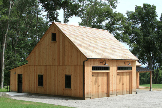 barn studio traditional garage and shed by erik