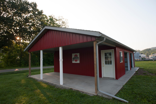 barns and sheds traditional garage and shed other metro by