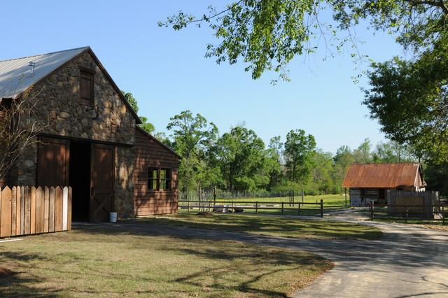 Boydstun Barn farmhouse-garage-and-shed