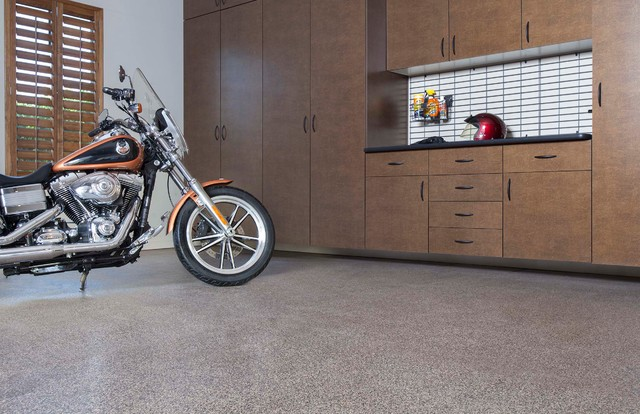 Bronze Garages - Contemporary - Garage And Shed - phoenix ...
