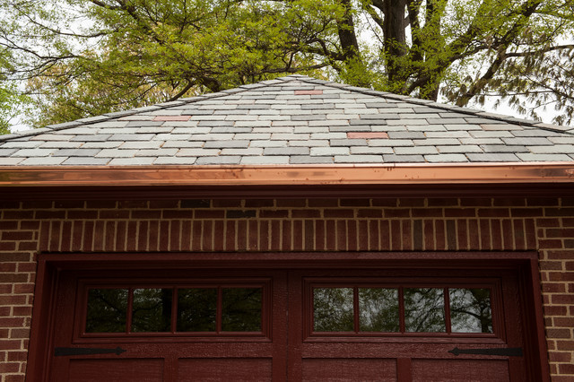 Butler Addition/Remodel traditional-garage-and-shed