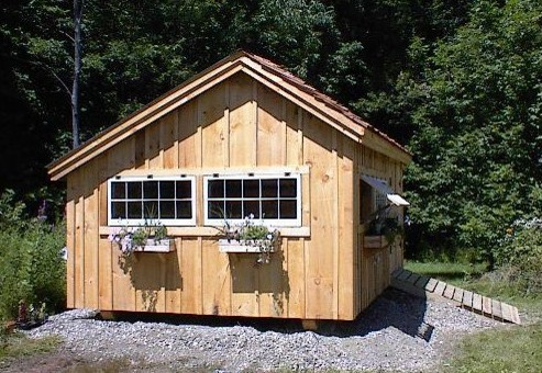 Cabin Kits Cottage Kits Saltbox Shed 12 39 X 20 39