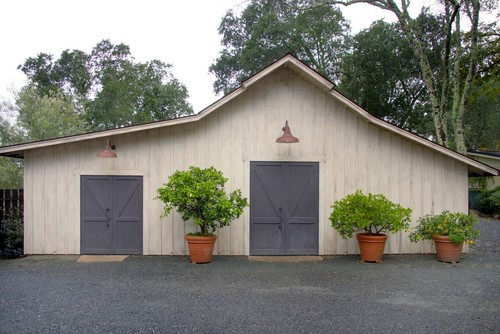 Calistoga Barn
