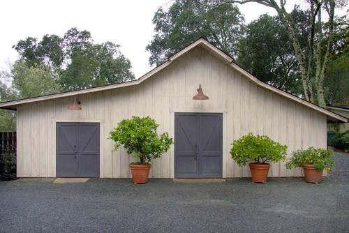Calistoga Barn