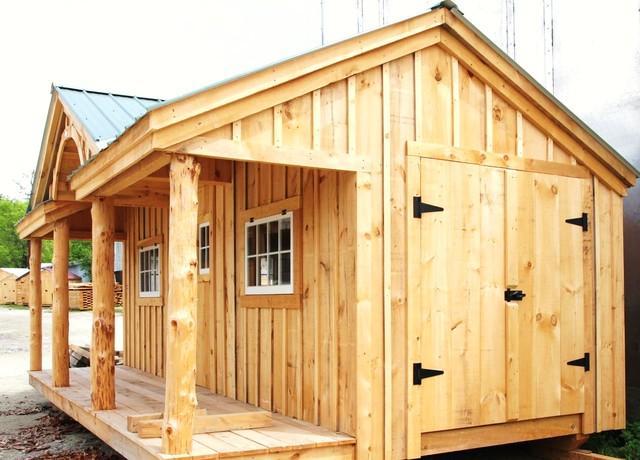 Camp cottage cabin kits gibraltar cabin for Camp cabin kits