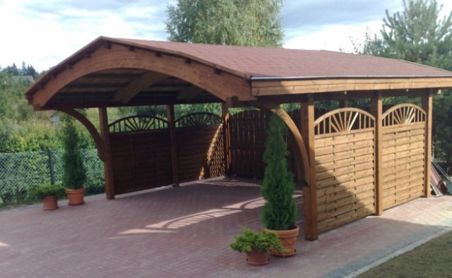 carports traditional garden shed and building other by. Black Bedroom Furniture Sets. Home Design Ideas