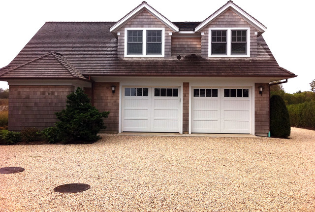 Carriage House Garage Doors Traditional Garage And