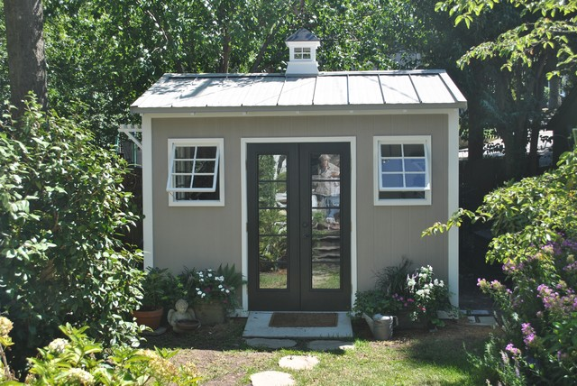 Incroyable Charming Columbia, SC, Custom Garden Shed With Pergola And So Much More!  Country
