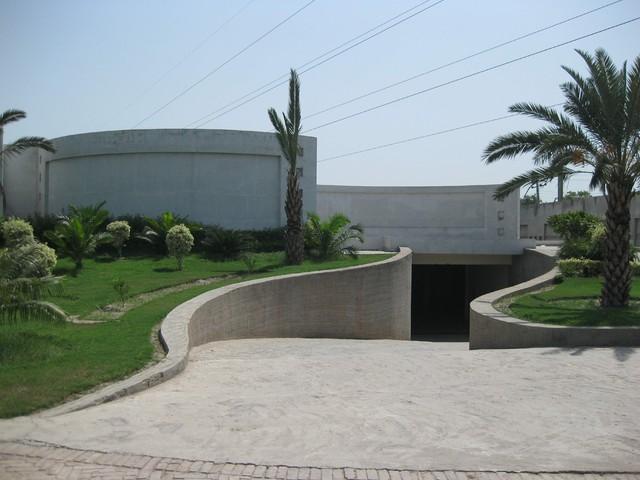 room above garage design ideas - Chenab House Faisalabad