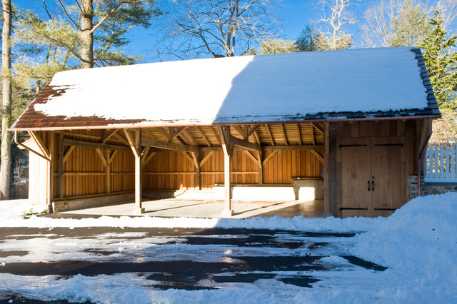 Chester County Carriage Shed