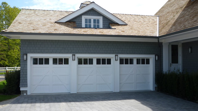 Clopay Carriage Doors Traditional Shed Vancouver By Jmac Doors