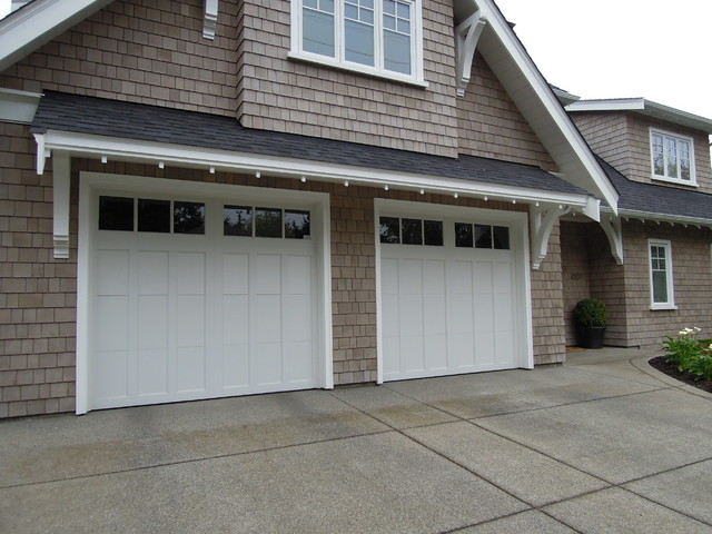 Clopay Coachman Garage Doors Craftsman Shed Vancouver By