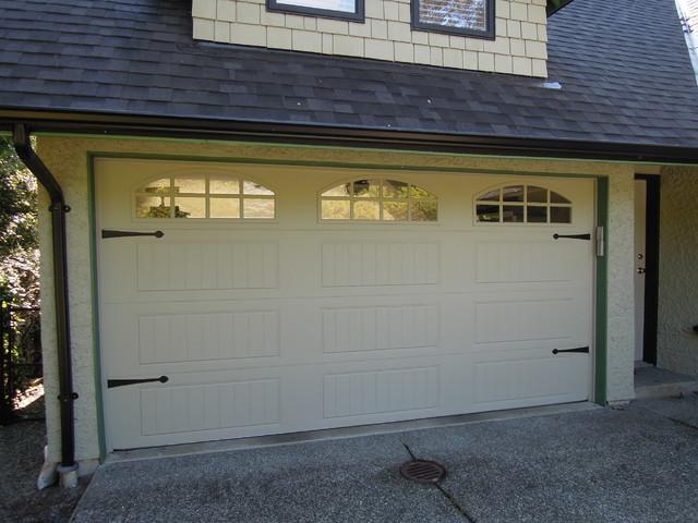 Clopay Gallery Series Garage Door