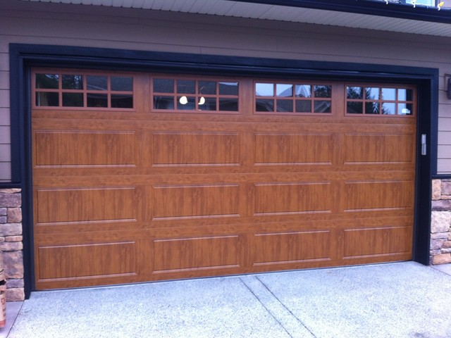 Clopay Gallery Series Ultra Grain Garage Doors