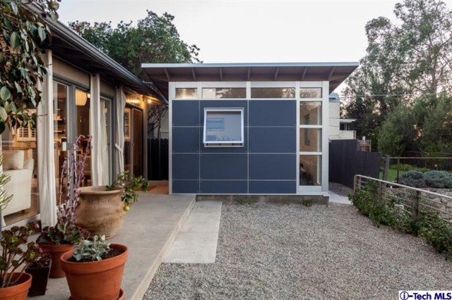 to this 2 bedroom home modern shed los angeles by studio shed