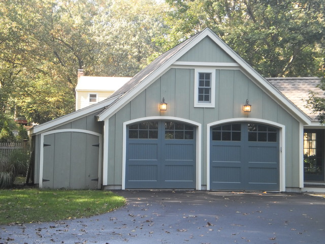 how to raise a roof on a garage