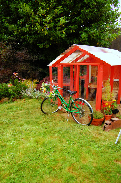 coop eclectic-garage-and-shed