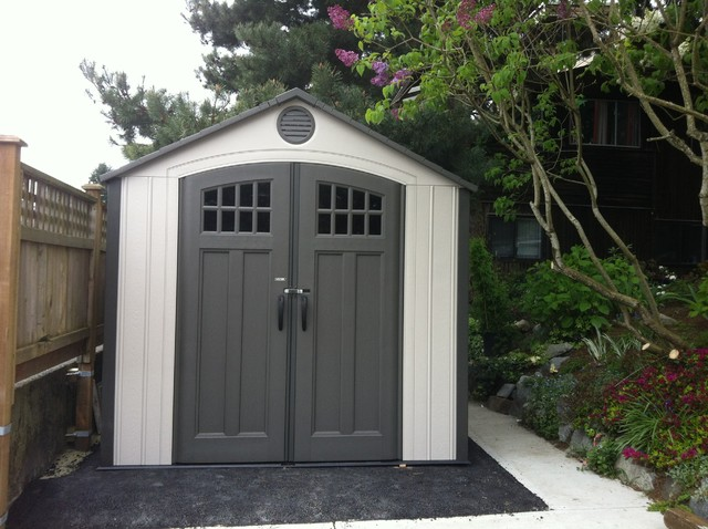 Costco Shed - Garage And Shed - other metro - by All Wood Installations Inc