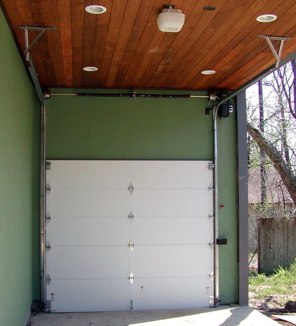 Cowart Door Garage Door High Lift Traditional Shed