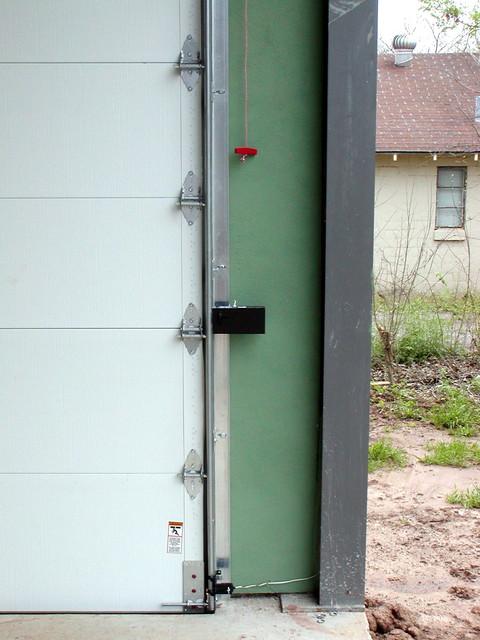 Cowart Door Garage Door High Lift Dead Bolt Lock Traditional