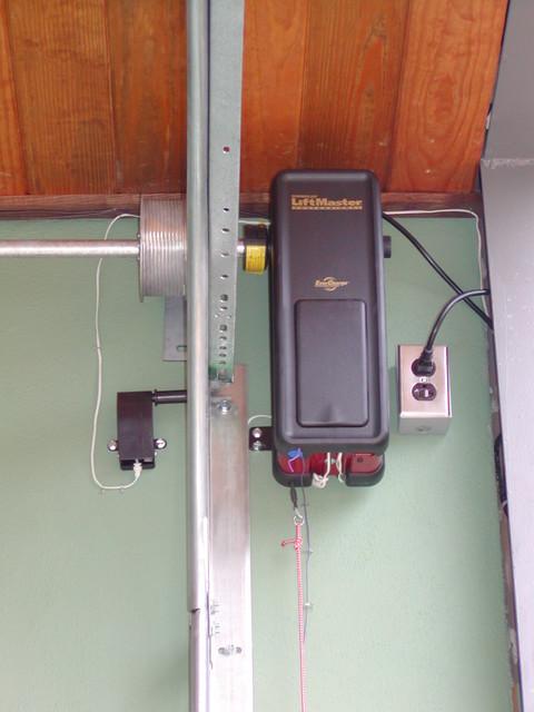 Cowart Door Garage Door High Lift Lm 8500 Operator
