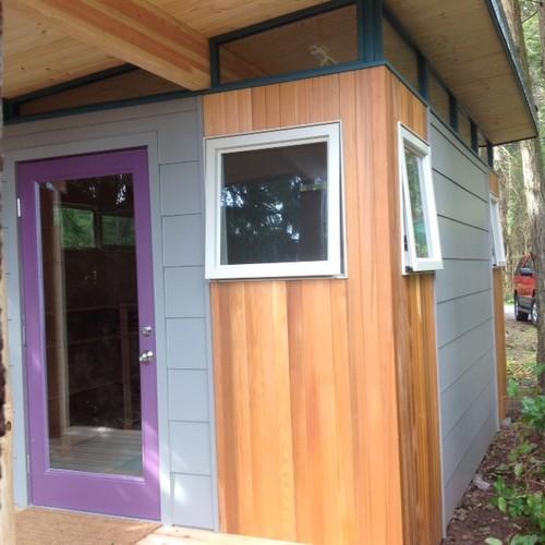 Room of the Day Instant Craft Studio on Vashon Island Seattle