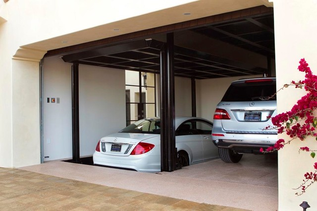 amazing residential garage lift 1