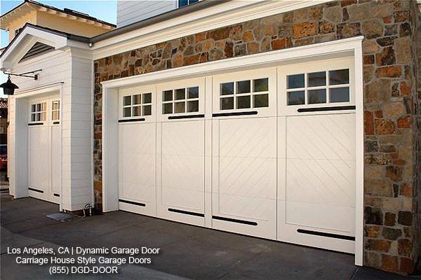Custom Designed Manufactured Carriage House Garage Doors