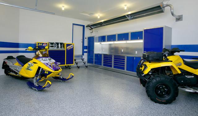 Custom Garage Workshop Designs shed. Custom Garage Workshop Designs