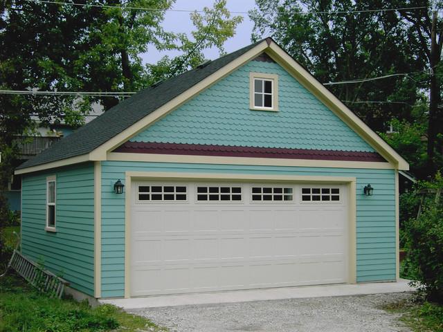 Custom garages for Custom detached garage
