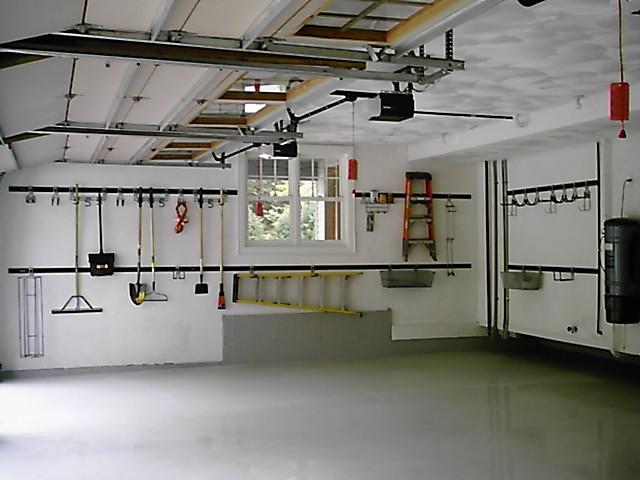 Custom garages for Custom home garage